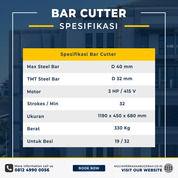 Rental Sewa Bar Cutting Bar Cutter Mimika (30963954) di Kab. Mimika