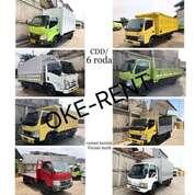 Sewa Rental CDE CDD Elf Dyna Dutro Coltdiesel Canter Engkel/Double (30963997) di Kota Jakarta Utara