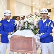 Video Dan Foto Acara Adat Batak, Pemakaman, Ibadah Tutup Peti (30966506) di Kota Jakarta Utara