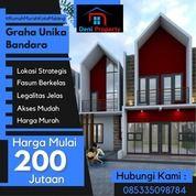 Rumah Mewah Di Graha Unika Dekat Bandara ABD. Saleh (30969961) di Kab. Malang