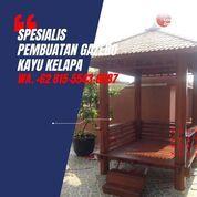Pendopo Kayu Glugu Minimalis Cilacap (30971181) di Kab. Jepara