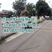 Kavling Siap Bangun Pkp Ciracas (30976490) di Kota Jakarta Timur