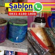 Sablon Gelas Plastik 16 Oz (30988402) di Kab. Bantul