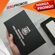 Sedia Kemasan Packaging Hardbox Besar Untuk Souvenir Powerbank Custom (30991071) di Kota Tangerang