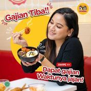 HokBen Promo PAYDAY (30993980) di Kota Jakarta Selatan