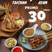 Ngesate 10 Sate Taichan + 10 Sate Ayam Promo 30 Ribuan (30994655) di Kota Bogor