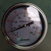 Thermometer Bimetal Analog Wiebrock 0 - 400 C (30996665) di Kab. Pohuwato