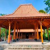 Pendopo Joglo Kayu Jati, Rumah Joglo Dan Rumah Limasan (30996847) di Kota Pekalongan