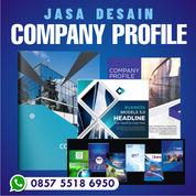 Jasa Desain Company Profile (31014721) di Kota Jakarta Selatan