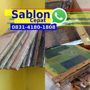Tempat Sablon Satuan (31031565) di Kab. Pandeglang