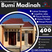 Rumah Murah Di Bumi Madinah Dekat Kampus UIN Dau Malang (31059219) di Kab. Malang