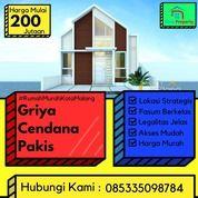 Rumah Murah Samping Tol Pakis Dan Bandara ABD. Saleh (31059327) di Kab. Malang