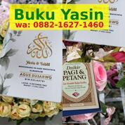 Buku Yasin Doaaaa (31060147) di Kab. Kendal