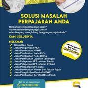Jasa Pengajuan SPT Tahunan Pribadi & Badan, PKP, Termurah & Berpengalaman Di Sorong (31060401) di Kota Sorong