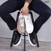 New Arrival Sepatu Sneakers Pria 6607 (31064675) di Kota Batam