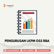 LKPM OSS RBA | JASPERINDO (31069472) di Kab. Pandeglang