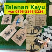 Motif Batik Pada Talenan (31076780) di Kab. Tabalong