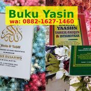 Buku Yasin Murah Jakarta (31076921) di Kab. Barito Timur