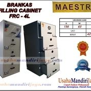 Filling Cabinet Tahan Api FRC-4L Murah (31076951) di Kab. Gorontalo