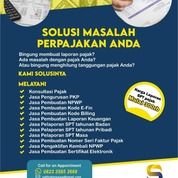Jasa Pelaporan SPT Tahunan Badan & Pribadi, PKP, Termurah & Berpengalaman Di Madiun (31081312) di Kab. Madiun