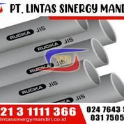 DISTRIBUTOR PIPA PVC RUCIKA BREBES MURAH & LENGKAP (31087168) di Kab. Brebes
