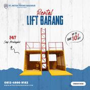 Rental / Sewa Lift Barang, Lift Material, Profesional Hoist Area Kab. Blitar (31090257) di Kab. Blitar