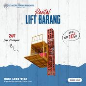Rental / Sewa Lift Barang, Lift Material, Profesional Hoist Area Kab. Madiun (31090398) di Kab. Madiun