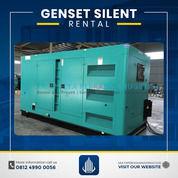 Sewa Genset Silent Metro (31092577) di Kota Metro