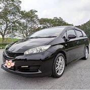 Toyota Wish Z Tahun 2009 Hitam Terawat (31093560) di Kab. Garut