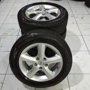 Velg Mobil 2nd Oem Xover Ring 16 Pcd 5X114 Ban 205 55 R16 Apv Garanmax Luxio (31095023) di Kota Jakarta Timur