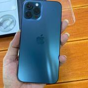 Iphone 12 Pro Max 256gb Lecet Halus (31098580) di Kota Jakarta Selatan