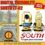DIGITAL THEODOLITE SOUTH ET-02 GARANSI RESMI (31098942) di Kota Bekasi