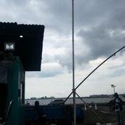 Agen Pasang Penangkal Petir Tiang Galvanisze Di Bandar Lampung (31101537) di Kota Metro