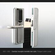 Promo DIGITAL DOOR LOCK SIDIK JARI KUNCI PINTU DIGITAL FINGER PRINT Berkualitas (31112013) di Kota Jakarta Barat