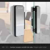 KUNCI PINTU SYSTEM - SIDIK JARI - DOOR LOCK PINTU RUMAH K4Y5JL25 (31112015) di Kota Jakarta Barat