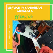 Service TV Panggilan TV Tabung, LCD, LED, Plasma Surabaya (31112385) di Kota Surabaya