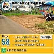 Tanah Kavling Murah Kepanjen Malang (31114211) di Kab. Malang