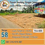Tanah Kavling Lokasi Di Desa Palaan - Kec. Ngajum Malang (31114218) di Kab. Malang