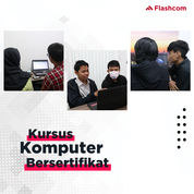 Kursus Komputer Bersertfikat (31118733) di Kab. Labuhanbatu