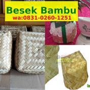 Besek Bambu Di Bandung (31121195) di Kab. Bantul