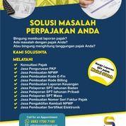 Jasa Pengukuhan PKP, SPT Tahunan Badan & Pribadi, Termurah & Berpengalaman Di Madiun (31122876) di Kab. Madiun