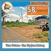 Tanah Kavling Prospektif Kepanjen Malang (31122966) di Kab. Malang