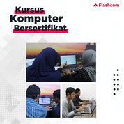 Kursus Komputer Bersertifikat (31130907) di Kab. Nias Barat
