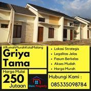 Rumah Murah Bisa Twp Tni Di Belakang Pasar Pakis Griyatama (31132248) di Kab. Malang