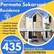 Rumah Minimalis Modern Depan Kantor Terpadu Permata Sekarsari Residence (31132326) di Kab. Malang