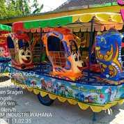 Odong Odong Kereta Panggung Heli Fiber (31139192) di Kota Gorontalo