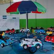 Odong Odong Komedi Putar Bbg Mobil Mini Komplit Payung (31141103) di Kab. Garut