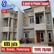 Rumah Promo 2 Lantai Termurah (31147751) di Kota Tangerang Selatan