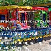 Odong Odong Truk Fiber || Kereta Panggung (31150293) di Kab. Dharmasraya