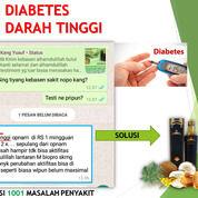 Herbal Bagi Diabetes Gorontalo M BIOPRO (31151511) di Kota Gorontalo